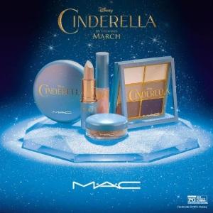 sparkleoflight collection march 2015 disney mac cosmetics cenerentola cinderella makeup
